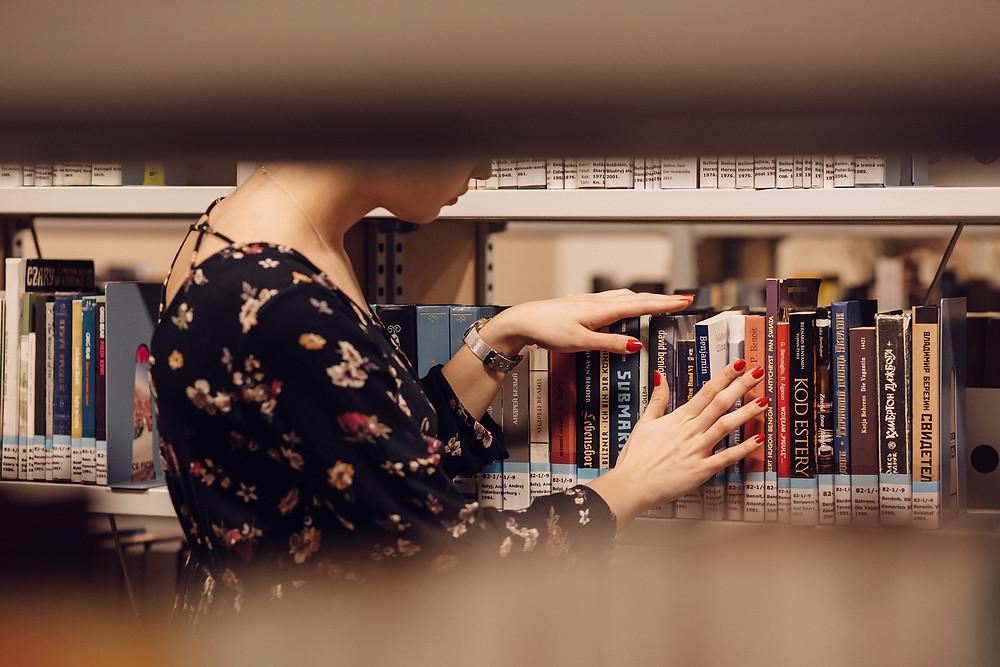 leitora escritora livros para pesquisa