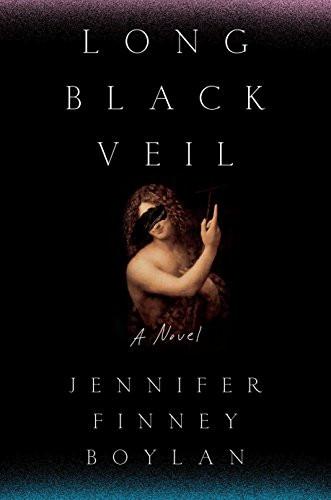 livro long black veil, de jennifer finney boylan