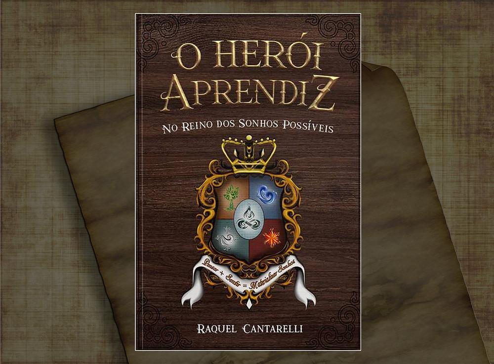 Conto A maldição do pergaminho, do livro O Herói Aprendiz
