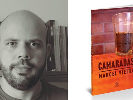 Marcel Vieira fala sobre seu romance Camaradas (Editora Patuá, 2018)
