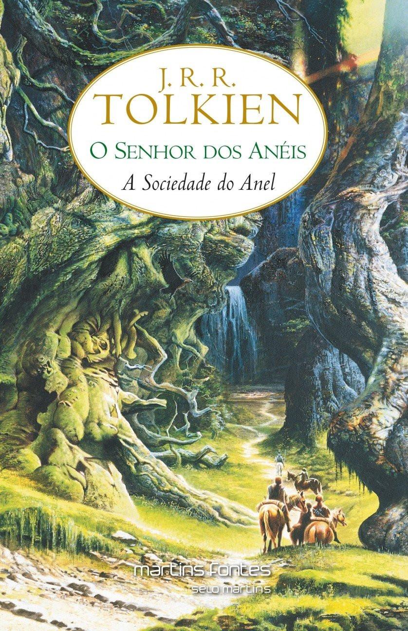O senhor do anéis, de Tolkien