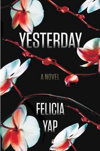 livro yesterday, de felicia yap