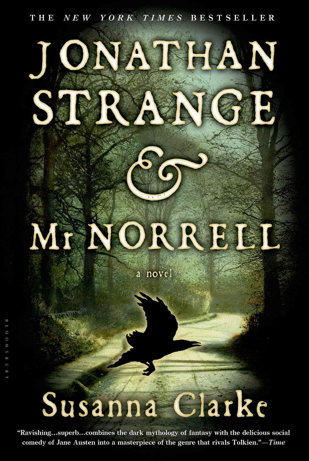 Jonathan Strange e Mr Norrell, de Susanna Clarke