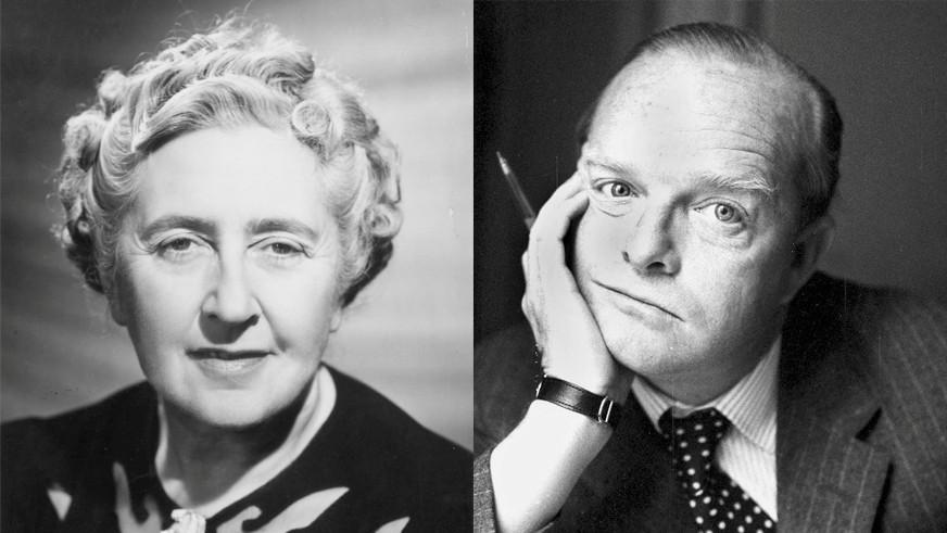 melhores romances policiais, de Agatha Christie e Truman Capote
