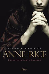 capa do livro Entrevista com o vampiro, de Anne Rice