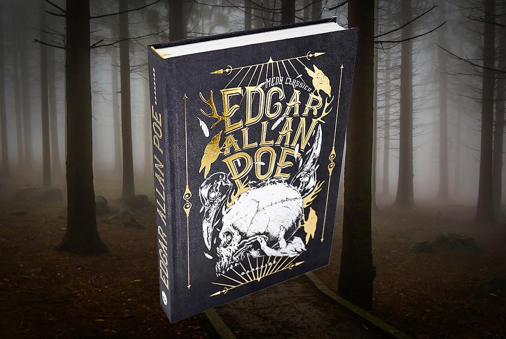 conto o poço e o pêndulo, de edgar allan poe, presente no livro Medo Clássico, da dark side books