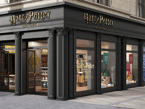 Take A Look Inside the New Harry Potter Store Coming to New York