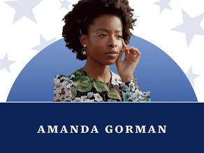Inaugural Poet Amanda Gorman powerfully captures the national mood