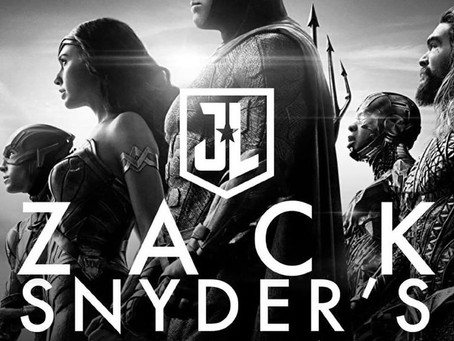 The Snyder Cut Trailer is Here!