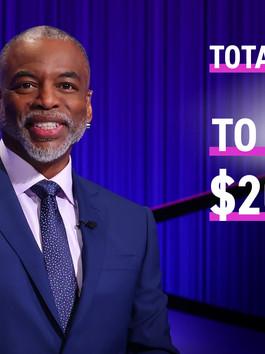 People want LeVar Burton to host Jeopardy! permanently