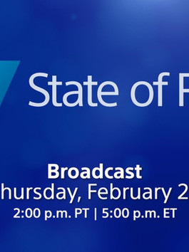Playstation State of Play Livestream Coming Feb. 25