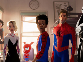 You need to watch Into the Spider-verse before it leaves Netflix this week