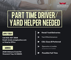 YARD DELIVERY DRIVER WANTED.jpg