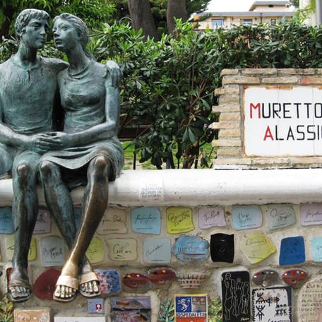 muretto Alassio