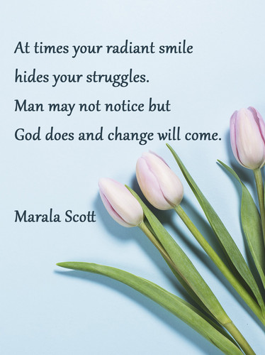 Marala Scott Poetry