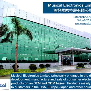 Musical Electronics Ltd