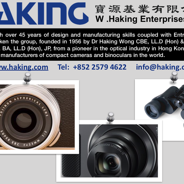 W.Haking Enterprises Ltd