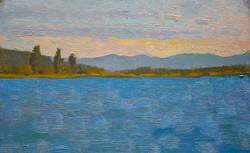 Озеро. Тахтамукай