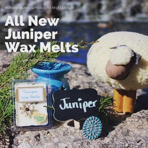 Reimagined Juniper Wax Melts with Birch