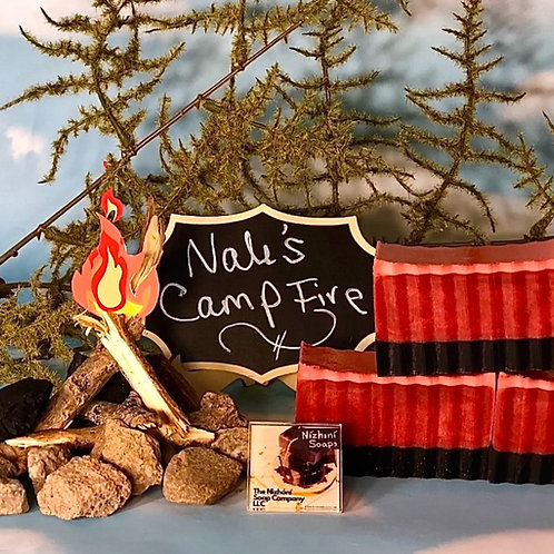 Nalis Camp Fire Soap