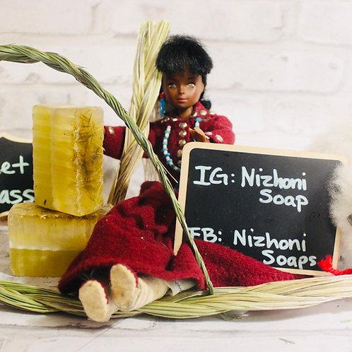 Sweet Grass Soap