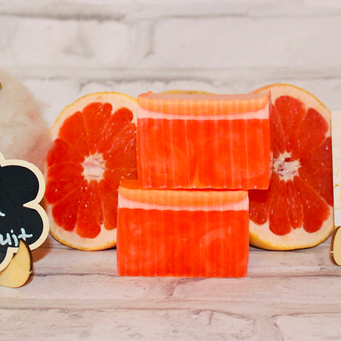 Fresh Squeezed Grapefruit Soap