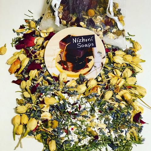 Nizhóní Navajo Bath Tea Bag with Lavender