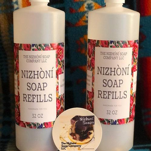 32oz Nizhóní Foam Wash-REFILL