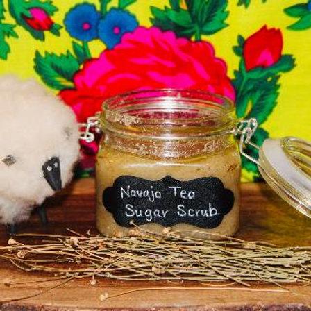 Organic Navajo Tea Sugar Scrub