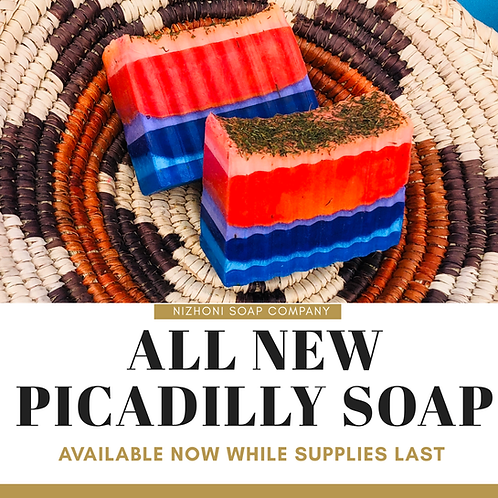 Piccadilly Soap