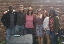 End of the year Lab Lunch!