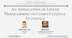 SDSS 2019 Presentation