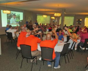 SSMMA toasts the 40th anniversary of its annual golf outing