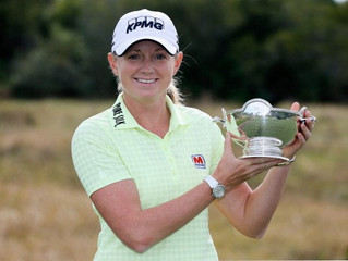 Former No. 1 Stacy Lewis thrilled LPGA will be coming to Olympia Fields