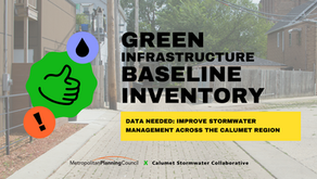 MPC Seeking Green Infrastructure Information for South Suburbs