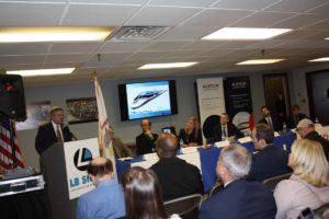 LB Steel in Harvey is making parts for Amtrak's high-speed rail project, creating new jobs