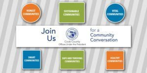 April 5: Cook County Policy Roadmap Community Conversation in South Holland