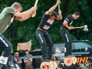 Competitive timbersports coming to Southland this summer