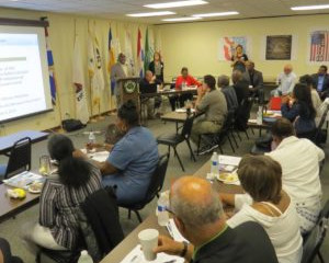 Mayors, trustees, aldermen and clerks get trained for new roles at Newly Elected Officials Workshop