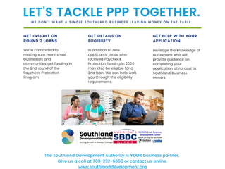 PPP Webinar hosted by Southland Development Authority