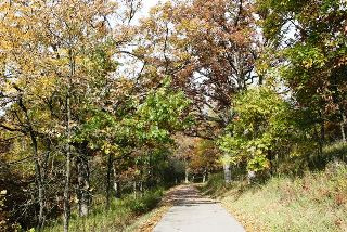 Greenways Trails Council Moraine Hills. Image courtesy if the Illinois Department of Natural Resources.