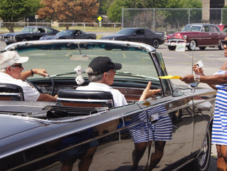 June 18: Vintage and show cars will make 'heads swivel' during Drivin' the Dixie