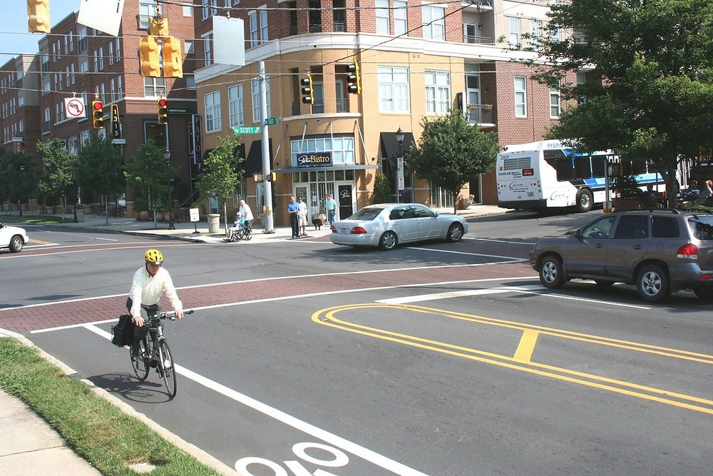 Complete Streets - Landing page photo