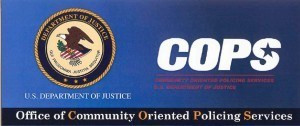 Grant opportunities: Community Oriented Policing Services