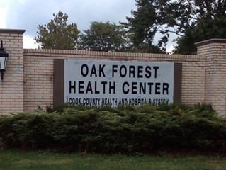 Cook County looks to redevelop former Oak Forest Hospital campus