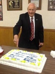Sheman retires
