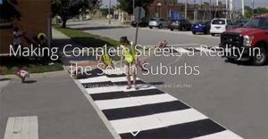 SSMMA's GIS team uses multimedia map for storytelling about Complete Streets