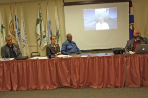 Housing Collaborative welcomes new chairman, James Ford, mayor of Country Club Hills
