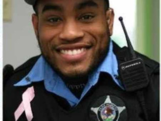Community gathers as Park Forest Police Officer Tim Jones fights for his life