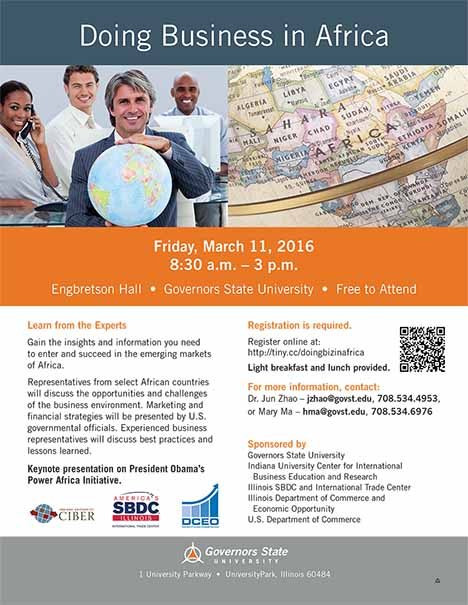 GSU Doing business in Africa_March 11, 2016
